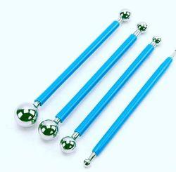 Kit Boleadores de Metal Azul
