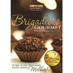 Livro Brigadeiro Gourmet Técnicas Explicadas