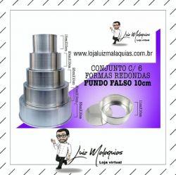 Kit Fôrmas de Alumínio