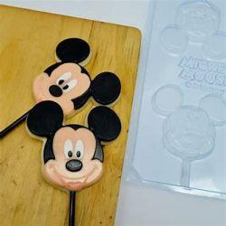 Forma de Acetato Rosto Mickey