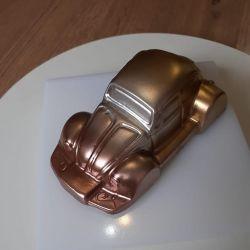 Forma de Acetato Fusca 3D