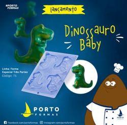 Forma Especial Dinossauro Baby