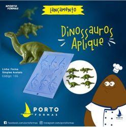 Forma Dinossauro Aplique