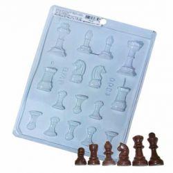 Forma de Acetato Xadrez
