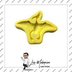 Molde de Silicone Dinossauro Pterodáctilo