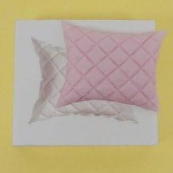 Molde de Silicone Travesseiro
