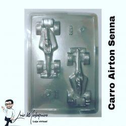 Forma de Acetato Carros Airton Senna