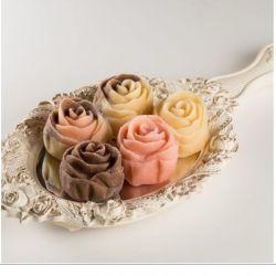 Molde de Silicone Flores de Brigadeiro