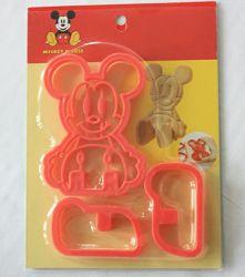 Cortador 3D Mickey