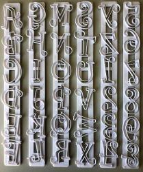 Kit De Réguas Marcadoras Alfanuméricas