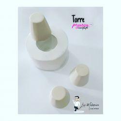Molde Modelador Torre