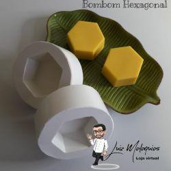 Molde Modelador Hexagonal