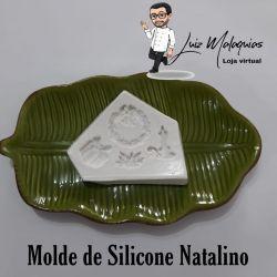 Molde de Silicone Natalino
