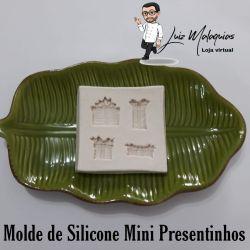 Molde de Silicone Mini Presentinhos