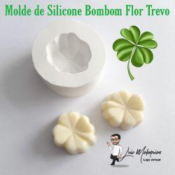 Molde Modelador Flor Trevo