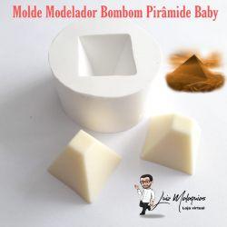 Molde Modelador Pirâmide Baby