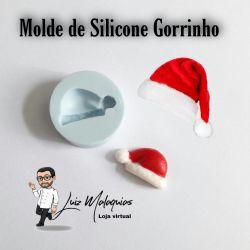 Molde de Silicone Gorrinho